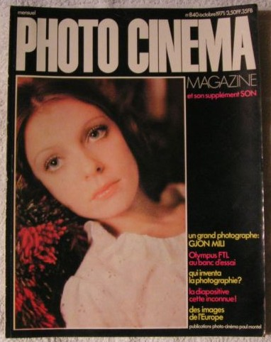 Photo Cinéma Magazine 840